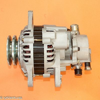 12V 110A Alternator for Mitsubishi Triton Pajero 4D55 4D56 Double
