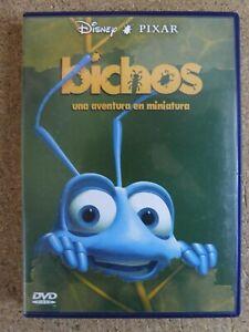 DVD-Bichos-Walt-Disney-Pixar