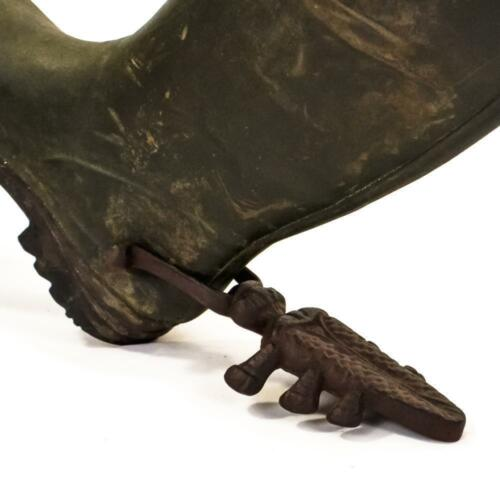 HUXLEY BEETLE RETRO ORNAMENTAL FOOTWEAR PULLER DISPLAY PORCH SHOE HORN