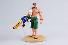 LOL League Of Legends Pool Party Trivia Graves the Outlaw Figure Statue 3D Model