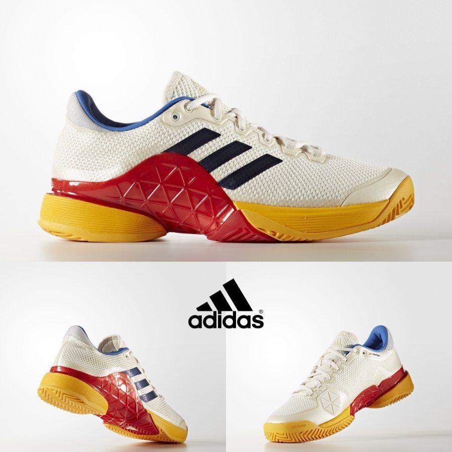 Adidas Barricade 2017 Pharrell Williams S81004 Dimensione 4-11 Tennis scarpe