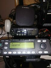 Motorola Mcs2000 50 110w Vhf Fm Ham 2meter Vhf Repeater 136 174 Mhz Free Prog