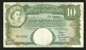 East-Africa-10-Shillings-1958-60-P38f