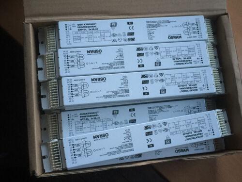 OSRAM QTP-DL 2X36-40//220-240 VS20  2x36W