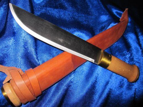 Finnenmesser 35cm Outdoor Messer Gürtelmesser Anglermesser Arbeitsmesser