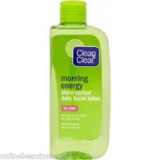 Clean & Clear mañana energía Control De Brillo Facial Loción (200ml)