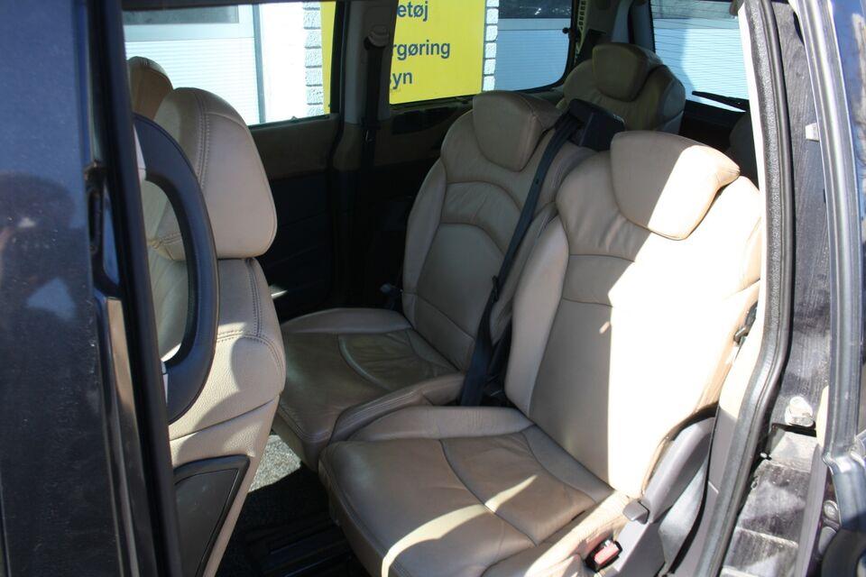 Lancia Phedra 2,0 JTD Diesel modelår 2003 km 250000