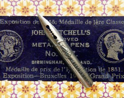 plume john mitchell/'s EF 047 pluma feather penna