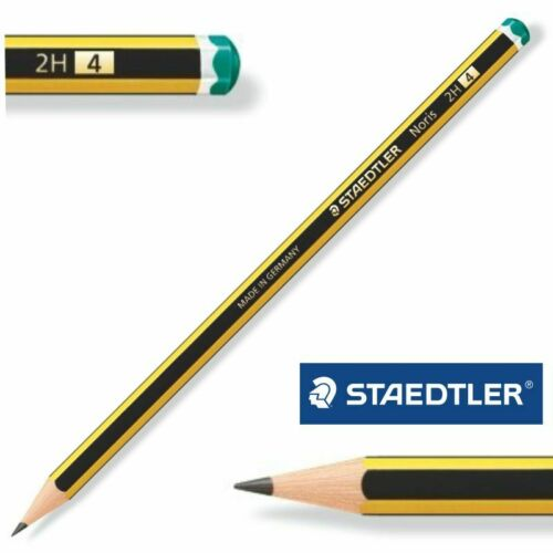 PACK DE 3 LAPICES STAEDTLER NORIS 120-2H