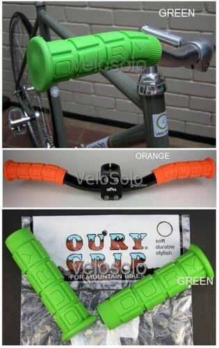 OURY Handlebar GRIPS FIXED Singlespeed MTB Track Single Speed BMX Bicycle Bar