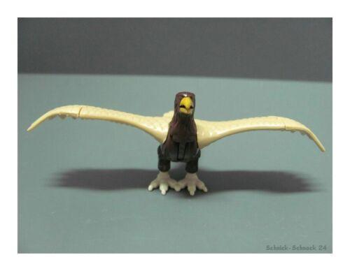 Tiere  *ORIGINAL* #4445# Kategorie Ü-Ei 2001//2002 Steinadler Himmelsstürmer