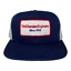 thumbnail 2 - Vintage 90s The Chester Engineers Patch Foam Mesh Snapback Trucker Hat Cap New