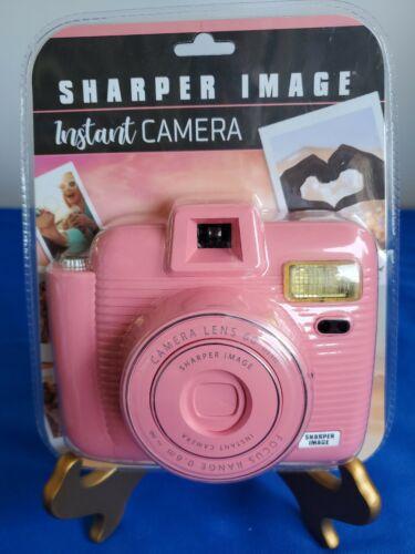 Sharper Image 1009079 Instant Camera Pink