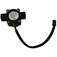 Gredia 12ampquot Water Flow Sensor Food Grade Switch Hall Effect Flowmeter Fluid