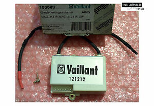 VAILLANT 100568 10-0568 GASFEUERUNGSAUTOMAT MAG ...//12 IP 19 24 IP XIP NEU
