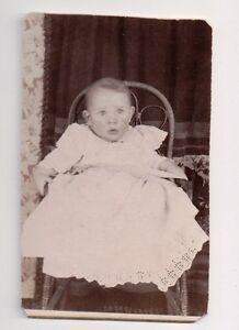 Vintage-CDV-Unknown-Child
