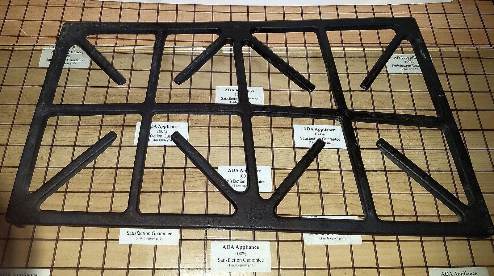 Viking Cooktop Surface Burner Grate - Left 022095-000 SATISF GUAR FREE EXP SHIP