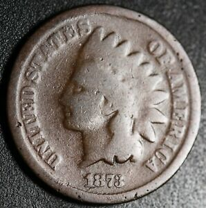 1873-INDIAN-HEAD-CENT-GOOD