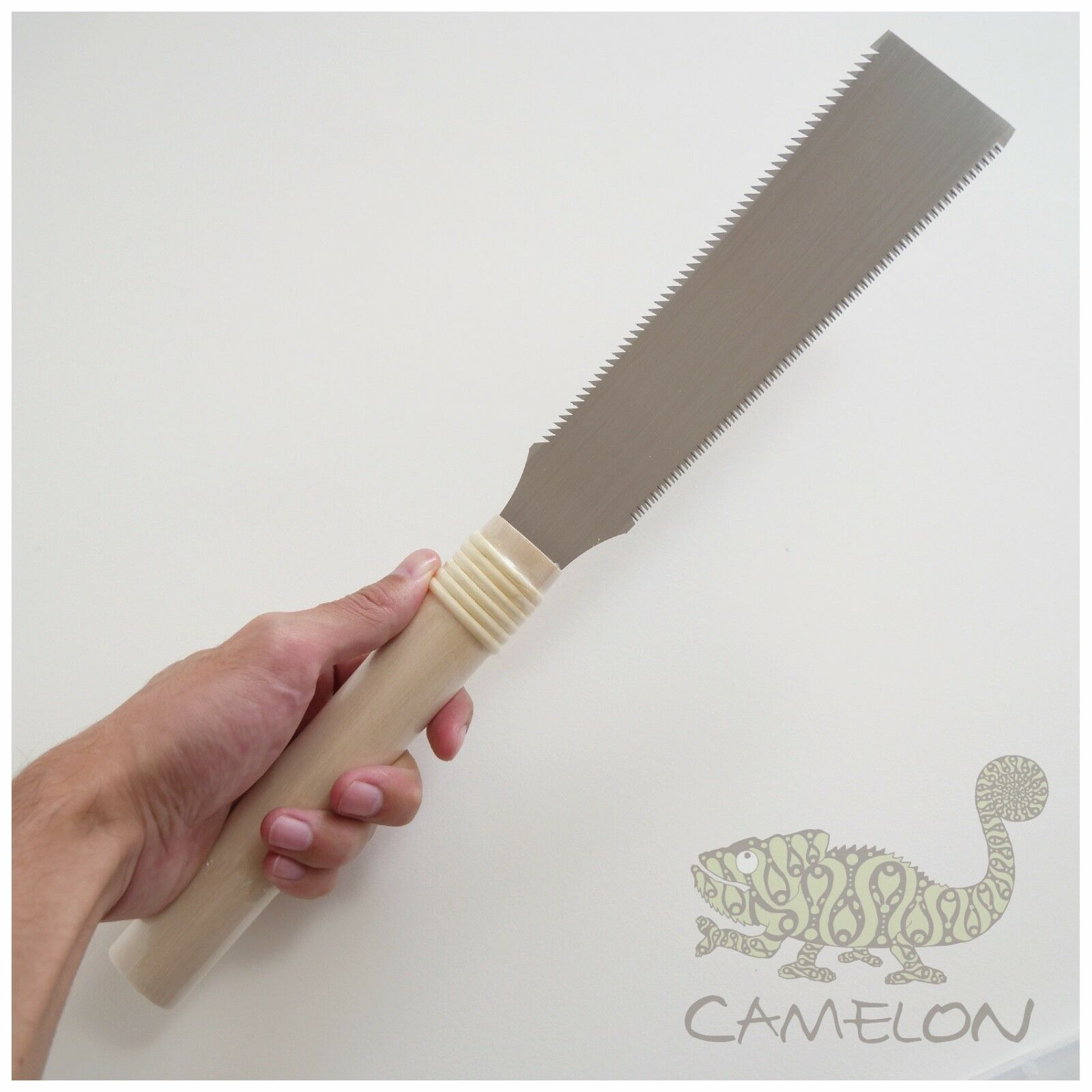 Japonais Solide Outil frette scie DX magique avec 5 lames Bricolage 01275 pour matal