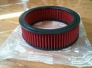 Spectre Performance HPR0160 Round Air Filter