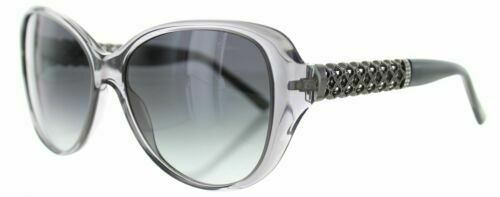 Chopard Sunglasses SCH 183S 0M78 57-15-135 Grey / Grey Gradient Made in Italy