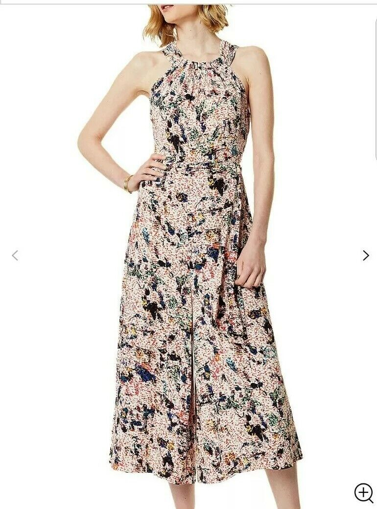Karen Millen Texture Jumpsuit, Multi size 12
