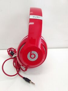Beats Studio On Ear Headphones Store Demo So Wired Only Not Working Ct515 Ebay