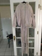 Donna Due Pezzi Jump Suit, Vestito della caldaia, tutto in uno! Taglia 12 vintage anni 1980