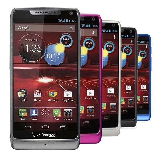 Motorola XT907 Droid Razr M 4G Verizon Wireless Camera Android Smartphone