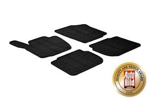 Premium Fußmatten für Skoda Rapid ab Bj 2012