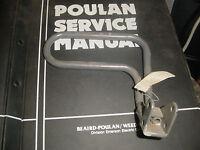 Poulan 3400 3700 3800 4000 Brake Handle Arm ----- Box471