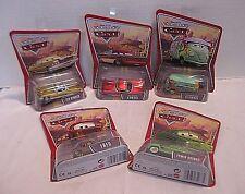 Disney PIXAR The World of Cars Fillmore Fred Ramone Tex Dinoco Lot of 5  WOC#11