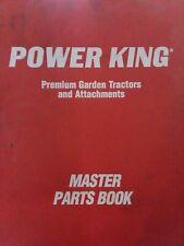 Power King Economy Jim Dandy Tractor 1600 2400 Sec 7 Log Splitter Parts Manual