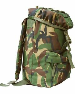 Kids DPM Camouflage 10 Litre Mini Play Rucksack Backpack Camo Forces ... c76c1b3d6a734