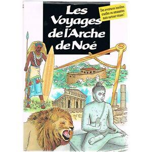 Les-VOYAGES-de-l-039-ARCHE-de-NOE-Claude-TEVENIN-Decouvertes-insolites-du-Monde-1988