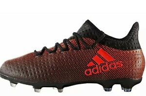 Adidas-X-17-1-FG-Garcon-Enfants-Chaussures-De-Football