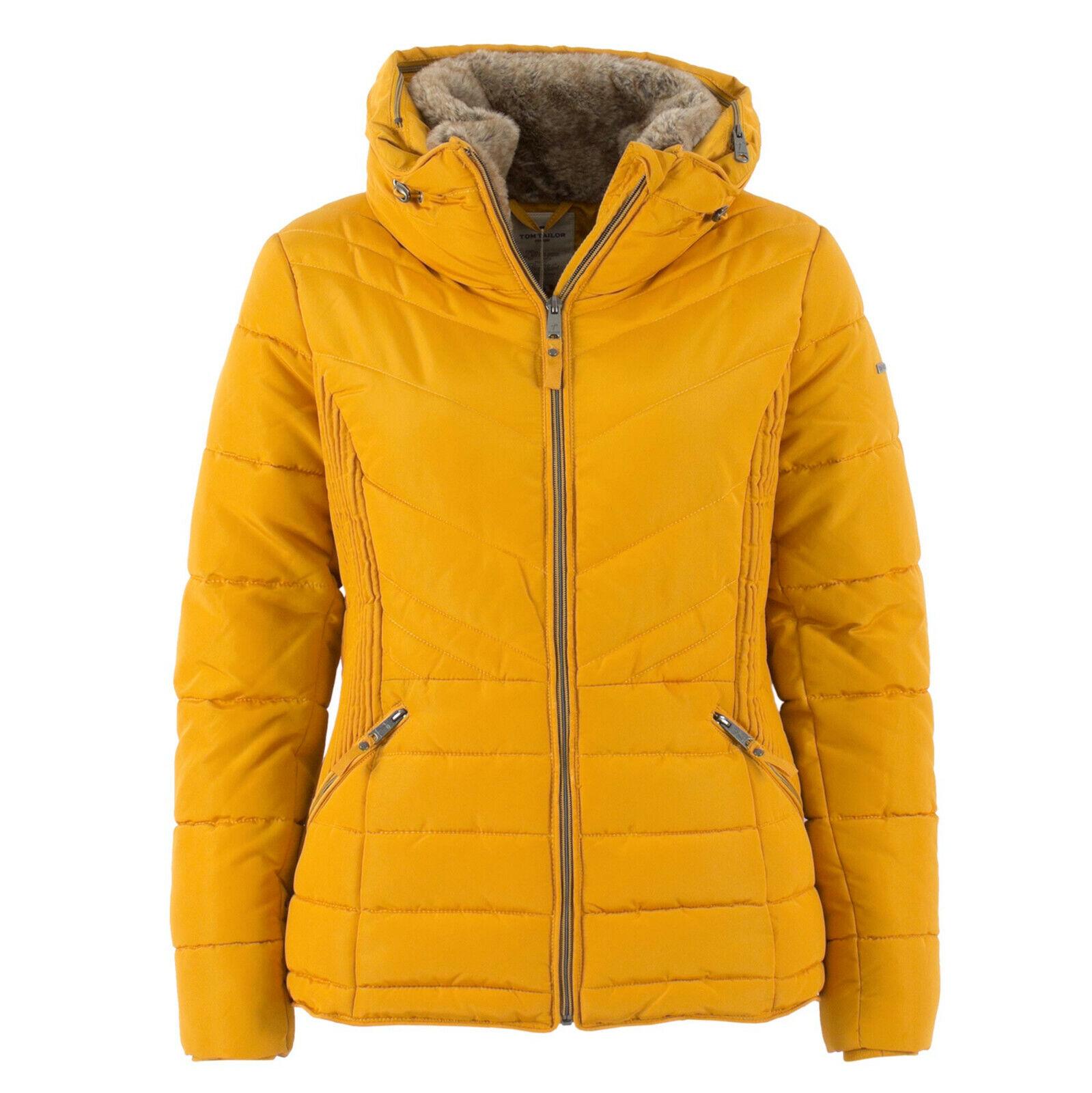 TOM TAILOR Damen Steppjacke 62343349 Merigold S + M Jacke, Winterjacke | eBay