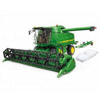 Bruder Toys 02132 Pro Series John Deere Combine Harvester T670i - 1:16 Scale