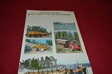 Valmet Equipment Guide Dealer's Brochure DCPA2