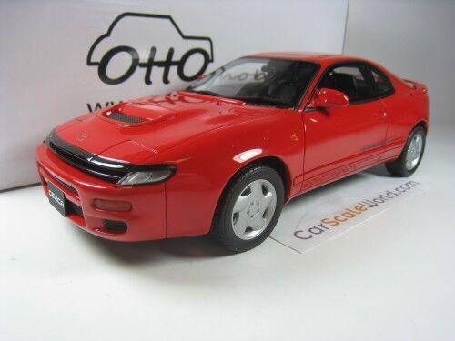 protección post-venta TOYOTA CELICA GT FOUR ST185 1991 1 18 18 18 OTTO MOBILE (rojo)  punto de venta