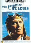 Spirit of St Louis 0012569816145 With James Stewart DVD Region 1