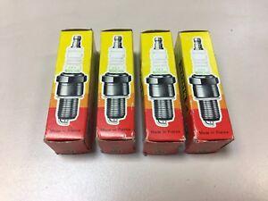 4x-Original-Spark-Plug-SEV-Marchal-5N-35-1-Citroen-CX-Fiat-500-600-Volvo-140