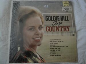 GOLDIE-HILL-SINGS-COUNTRY-VINYL-LP-1969-VOCALION-RECORDS-LIVE-FOR-TOMORROW-EX