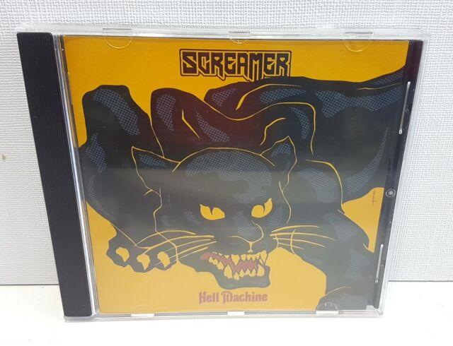 Screamer-Hell Machine CD