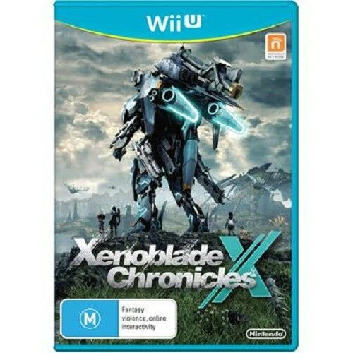 Wii U Xenoblade Chronicles X Brand New but unwrappped
