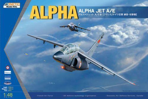 Kinetic 1 48 Alpha Jet a   E-