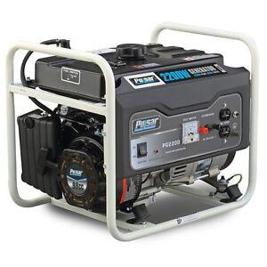 1200 watt 2 stroke Generator