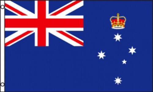 3/'x5/' Victoria Flag Outdoor Banner Australia Province State Pennant Huge New 3x5