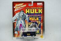 Johnny Lightning Marvel The Incredible Hulk 1 Ford Delivery 7 Scale 1/64