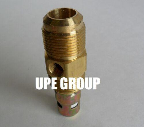 "Check valve Air Compressor in tank compressed air 3//4/"" FLARE x 3//4/"" MALE NPT"